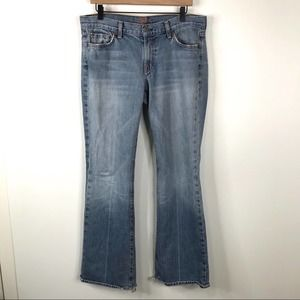 7 For All Man Kind Flare Jeans Sz 29